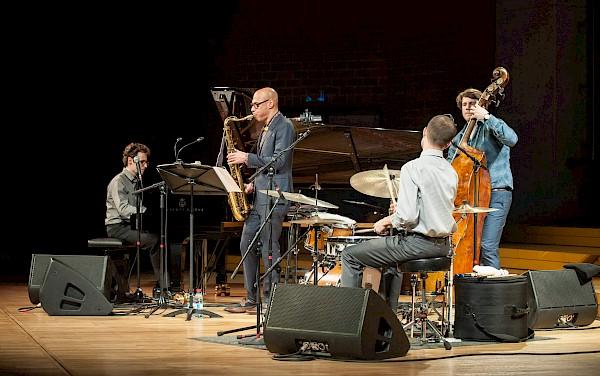 Joshua Redman & Reis-Demuth-Wiltgen Trio