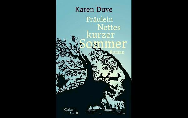 """Karen Duve liest aus """"Fräulein Nettes kurzer Sommer"""""""