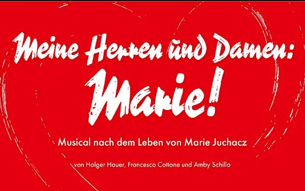 Meine Herren und Damen: Marie!